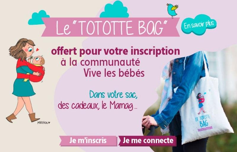 50 000 «Tototte Bag» à recevoir gratuitement